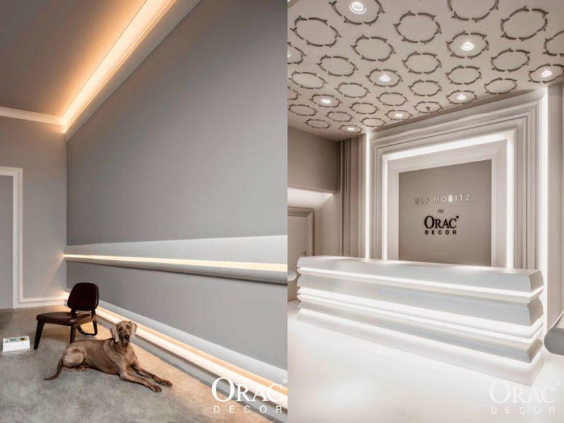 Orac Decor, diseño e innovación profesional para paredes y suelos