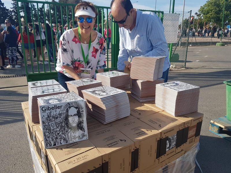 Gibeller y la Santa Faz 2019. Celebramos nuestro 95 Aniversario con la Peregrina Escolar.