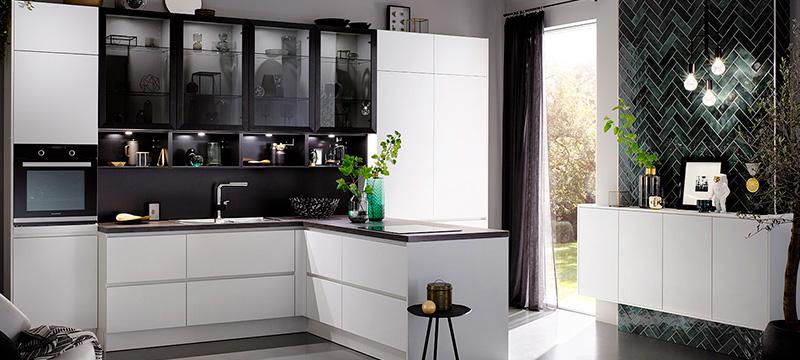 Cocinas Modernas y de Diseño - Muebles de Cocina // Gibeller