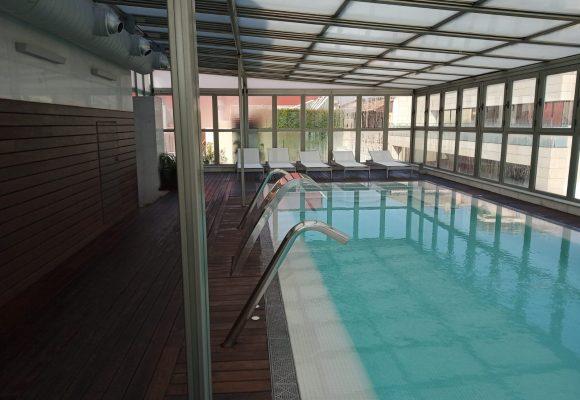 Instalación en el Hotel Amérigo (Alicante)