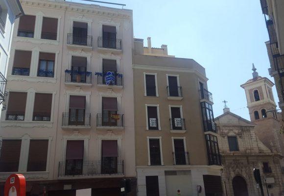 Reforma en Plaza de San Pedro (Murcia)