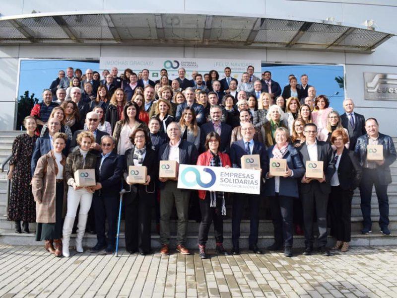 Gibeller forma parte de las «Empresas Solidarias» de Alicante