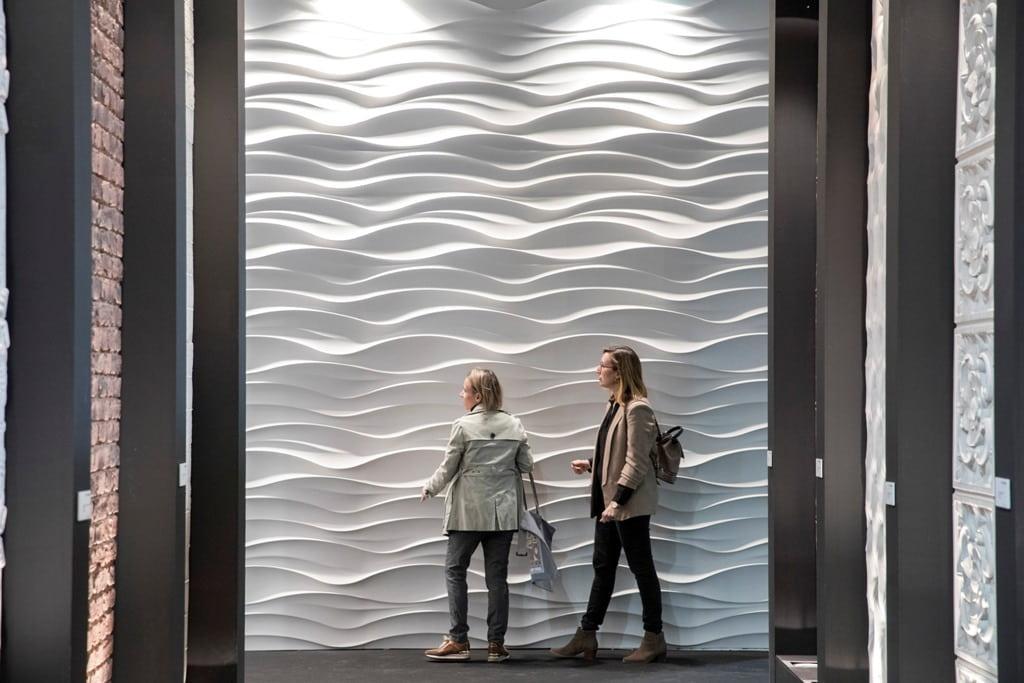 porcelánico relieve panel piedra