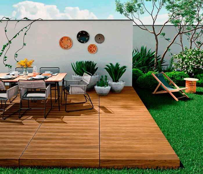 Smart Deck: una solución cerámica sostenible y fácil de colocar