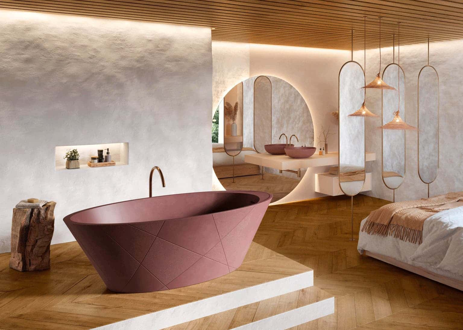 bañera acquabella