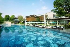 Mosaicos  para piscina de Lujo