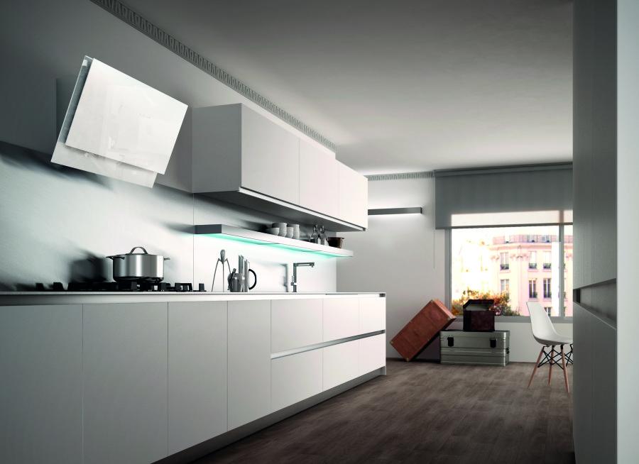 Cocinas modernas 9 propuestas para lograr tu cocina de - Cocinas de ensueno ...