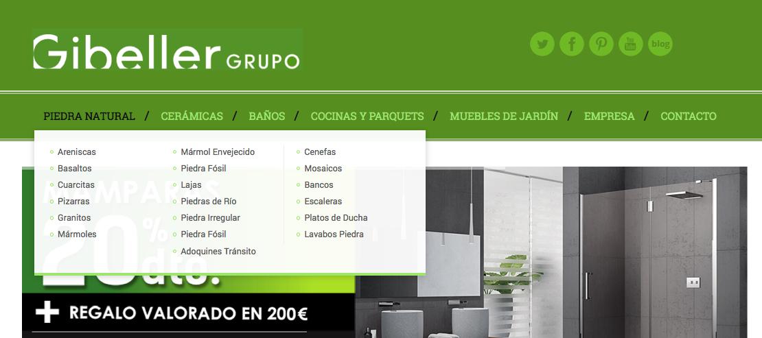 Nueva Imagen Online de Gibeller.es