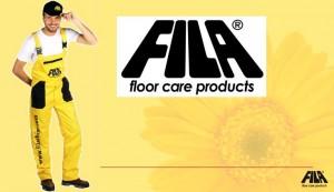 Presentación para constructores de productos Fila