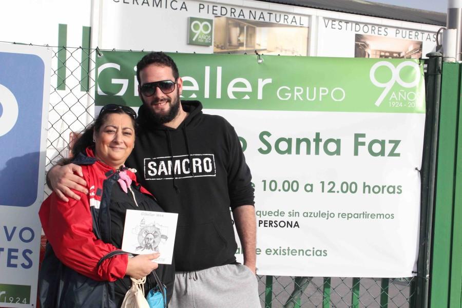Gibeller sigue siendo parada importante para muchos peregrinos de la Santa Faz