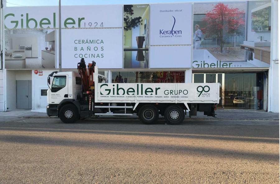 Gibeller presenta su nueva tienda de Valencia en Cevisama