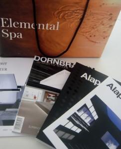 Presentación novedades de las firmas Dornbracht y Alape