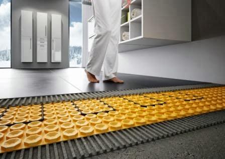 El sistema ideal para calentamiento de pavimentos