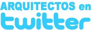 Arquitectos en Twitter