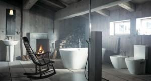 """Baño  """"Diseño Starck 2 """""""
