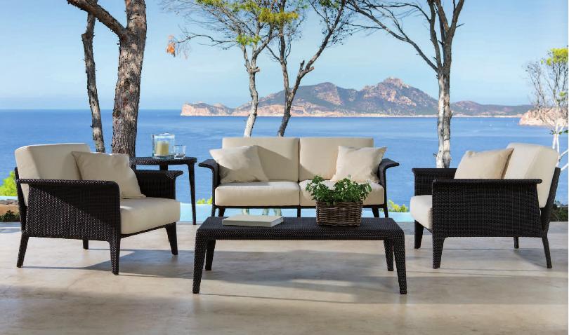 Descubre las cinco tendencias 2014 en muebles de exterior