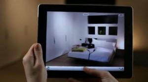 ¿Te gustaría decorar un espacio desde tu iPad?