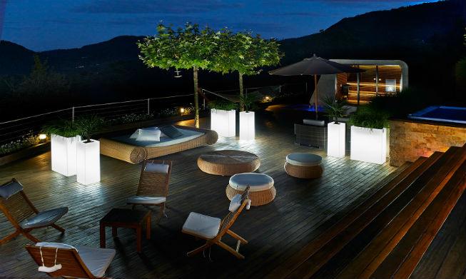 6 ideas de oro para tener una terraza, jardín o porche con encanto