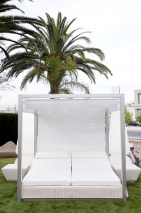 Muebles de exterior: como fuera de casa, en ningún sitio